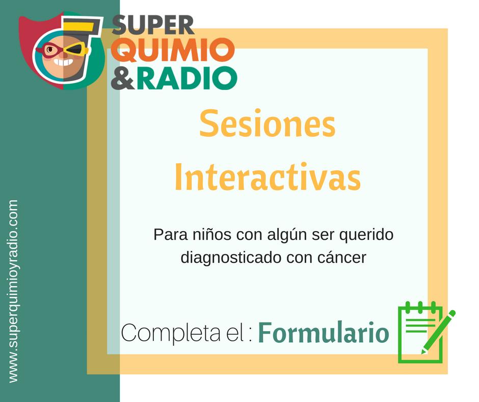 Sesiones interactivas