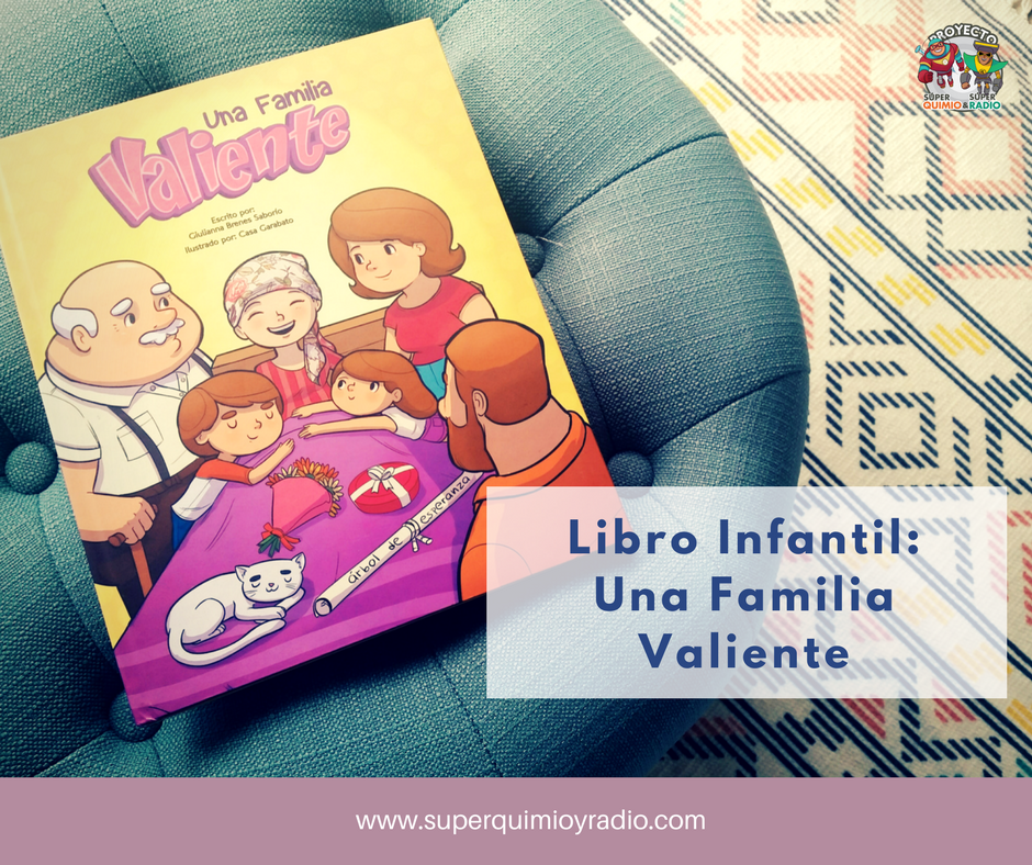 Copy of LIbro Una Familia Valiente